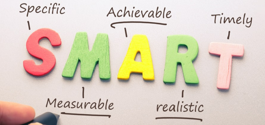 New Year's Resolutions, the SMART Way!